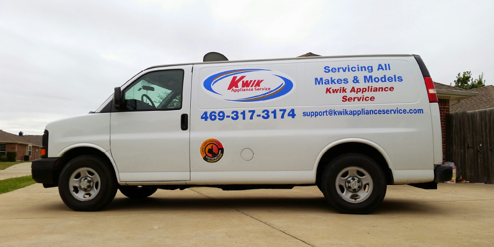 Kwik Appliance Service In Plano - Local Service